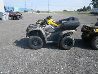 2013 HONDA 420 AT WITH EPS! CDN TRAIL EDITION,ONLY 400KMS!$7495!