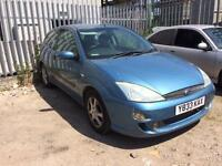 Ford Focus 1.8i 16v 2001.25MY Zetec Collection