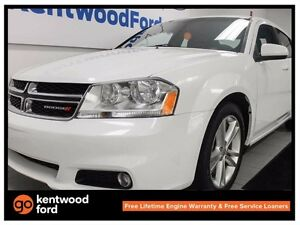 2013 Dodge Avenger SXT with heated seats! Avenge your soul, live