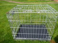 Small SAVIC Dog Cage / Puppy Crate