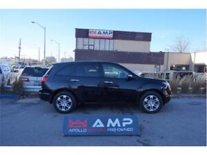 2009 Acura MDX Tech Pkg Nav Camera 7pass Very Clean