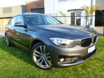 2013 BMW 320D F34 GT Grey 8 Speed Automatic Hatchback Alfred Cove Melville Area Preview