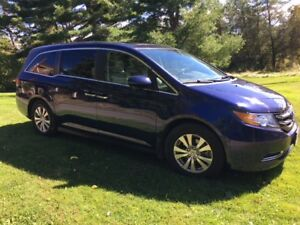 Honda Odyssey 2014 EX-L - Immaculate Condition/Senior Driven