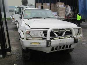 NISSAN PATROL Y61 GU TI 4.5 PETROL AUTO 1999 WRECKING Brooklyn Brimbank Area Preview