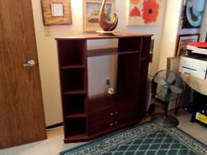 T.V. Entertainment Unit in Good Condition.