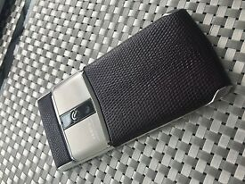 Genuine Vertu Signature Touch Grape Lizard - fully boxed