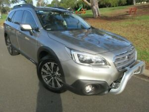 2016 Subaru Outback B6A MY16 2.0D CVT AWD Premium Tungsten 7 Speed Constant Variable Wagon Old Reynella Morphett Vale Area Preview