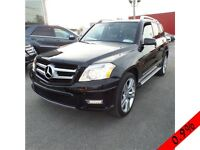 2011 MERCEDES GLK 350 4MATIC/AWD CLEAN CARPROOF PREMIUM PACKAGE