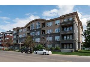 One bedroom + Den executive style condo in adult only building