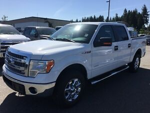 2013 Ford F-150 XLT with 301A Package