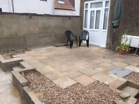 New One Bed Apt with Living room, Kitchen, Double Bedroom with en-suite & Outside Space