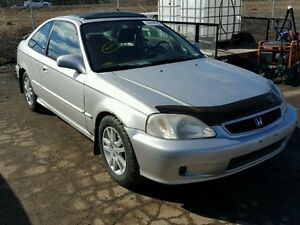 parting out 2000 Honda civic coupe