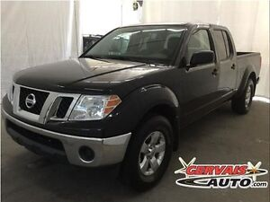 Nissan Frontier SV V6 4x4 CREW CAB MAGS *Condition Exceptionnell