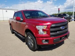 2016 Ford F-150 Lariat ( Remote Start, Nav, Trailer Brake)