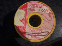 Starter cord