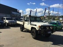 1994 Toyota Landcruiser HZJ75RP (4x4) 5 Speed Manual 4x4 Lilydale Yarra Ranges Preview