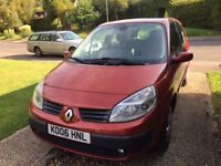 Renault Grand Scenic Diesel 7 seater, very good condition, very reliable