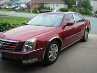 2011 Cadillac DTS Premium Collection Luxury III Sedan