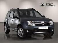 2014 DACIA DUSTER DIESEL ESTATE