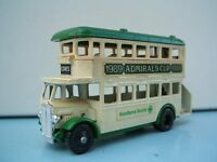 Lledo Promo Model Southern Vectis D/D AEC Regent Bus Admirals Cup 1989 Cowes Isle of Wight