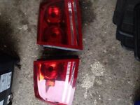 2006-2010 Dodge Charger Factory Tail Lights