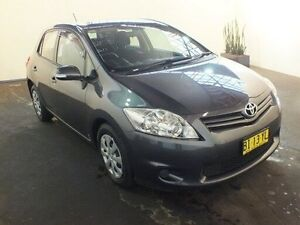 2010 Toyota Corolla ZRE152R MY11 Ascent Graphite 4 Speed Automatic Hatchback Clemton Park Canterbury Area Preview