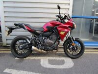 Yamaha MT-07 Tracer - Low Miles