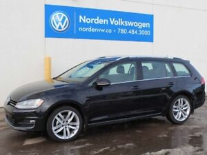 2017 Volkswagen Golf SPORTWAGEN 1.8 TSI HIGHLINE 4MOTION - DRIVE