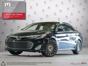 2014 Toyota Avalon Limited premium package