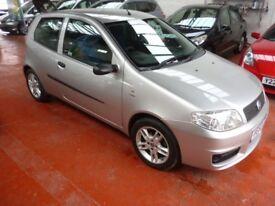 FIAT PUNTO 8V ACTIVE SPORT (grey) 2003