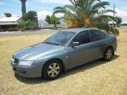 2006 Holden Commodore VZ Executive 4 Speed Automatic Sedan Alberton Port Adelaide Area Preview