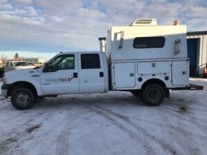 BAILIFF AUCTION 2006 Ford F350 Crew Cab 4x4 Dually
