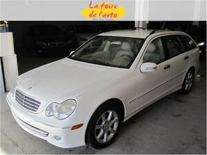 2005 Mercedes-Benz C-240 4-MATIC WAGON