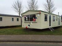Static Caravan Nr Clacton-on-Sea Essex 2 Bedrooms 6 Berth Atlas Sahara 2003