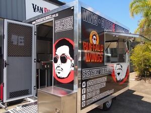 Food Trucks, Food Trailers, Food Vans & Coffee Vans Salisbury Brisbane South West Preview