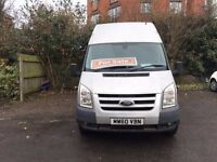 FORD TRANSIT JUMBO 5 SEATS VERY GOOD CONDITION LOTS OF HISTORY