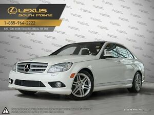 2008 Mercedes-Benz C-Class C350 All-wheel Drive (AWD) 4MATIC