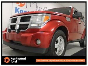 2008 Dodge Nitro SE/SXT 4x4 with a sunroof. It's rockin'