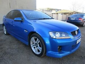 2008 Holden Commodore VE MY08 SV6 Blue 5 Speed Automatic Sedan Laverton Wyndham Area Preview