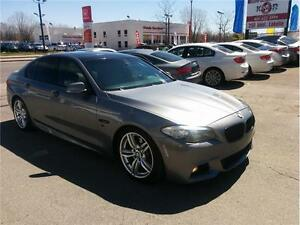 2011 BMW 5 Series 535i xDrive, M Performance & M Pkg, Sport Pkg,