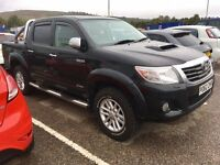 Toyota Hilux 3.0 Invincible (Top Spec) NO VAT