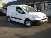 CITROEN BERLINGO 1.6 625 ENTERPRISE L1 3 SEATER HDI 75 BHP (white) 2014