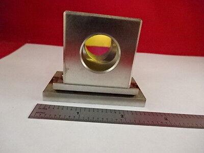Optical Zygo Interferometer Cube Laser Optics Bin7-a-02