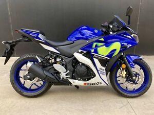 2016 Yamaha YZF-R3 ABS 300CC 321cc