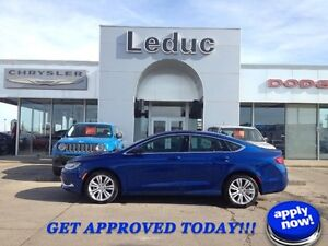 2015 CHRYSLER 200 LIMITED - 558 KMS! - GET APPROVED TODAY!