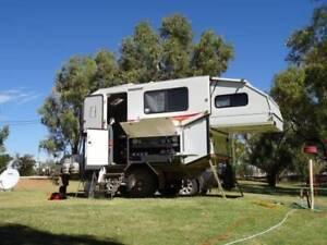 2011 Kimberley Karavan LTD Edition with warranty and handover