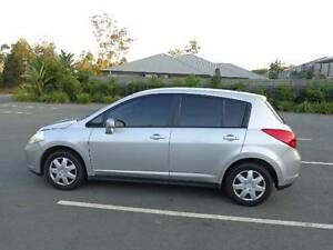 2009 Nissan Tiida Hatchback 4cyl Automatic 03-01-2017 Rego Bellbird Park Ipswich City Preview