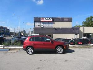 2012 Volkswagen Tiguan Highline 2.0L AWD LEATHER