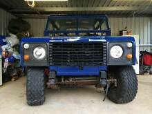 Land Rover Series 2a SWB Coorparoo Brisbane South East Preview