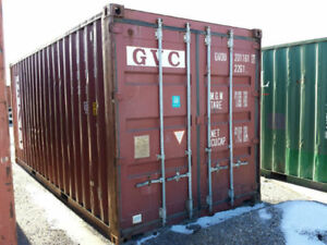 Used Storage Containers